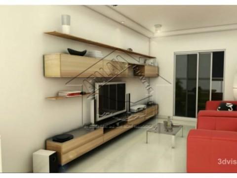 Apartamento em Boqueirão - Praia Grande