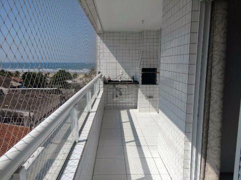 Apartamento 2 dormitórios com suíte aceita finaciamento na Aviação em Praia Grande