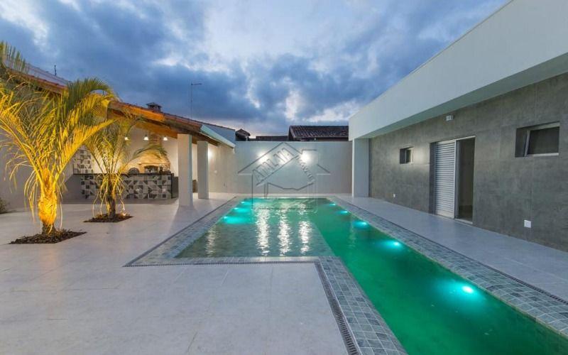 Casa - Rua dos Cravos - Florida - Praia Grande (51