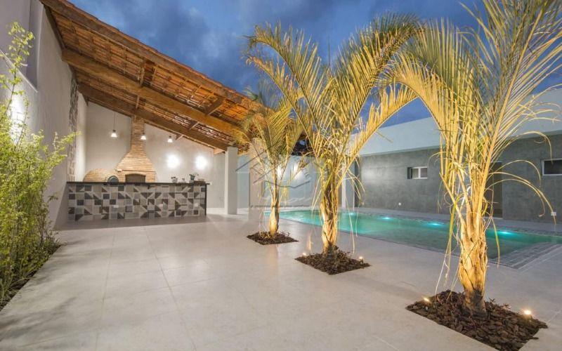Casa - Rua dos Cravos - Florida - Praia Grande (54