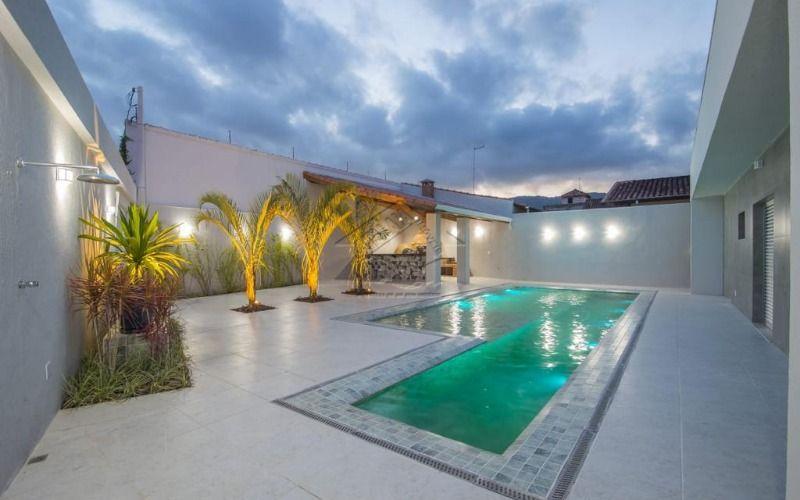 Casa - Rua dos Cravos - Florida - Praia Grande (49