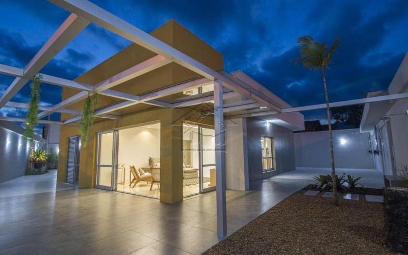 Casa - Rua dos Cravos - Florida - Praia Grande (48