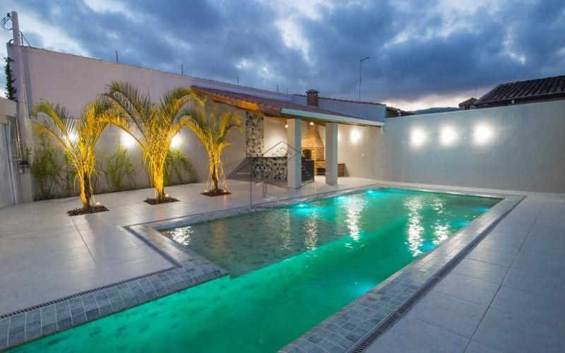 Casa - Rua dos Cravos - Florida - Praia Grande (50