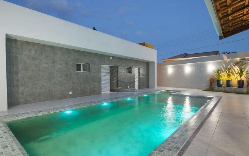 Casa - Rua dos Cravos - Florida - Praia Grande (55