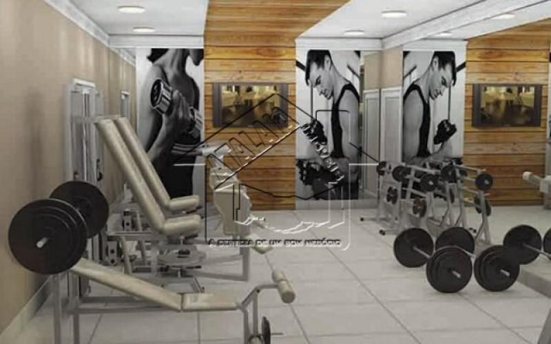 04 Espaço Fitness