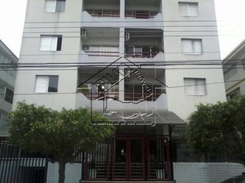 Apartamento 01 dormitório no Canto do Forte em Praia Grande!