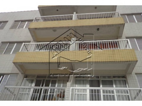 Apartamento no Caiçara em Praia Grande 01 dormitório, ótimo preço!