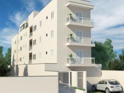 Apartamento residencial à venda, Alvinópolis, Atibaia - AP0005.
