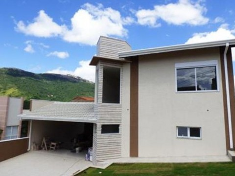 Sobrado  residencial à venda, Condomínio Residencial Água Verde, Atibaia.