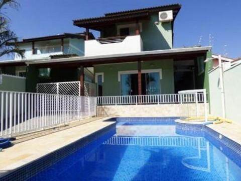 Sobrado  residencial à venda, Jardim do Lago, Atibaia.