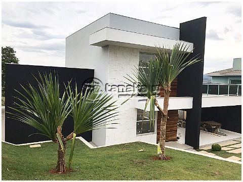 Casa nova em condomínio Bom Jesus dos Perdões