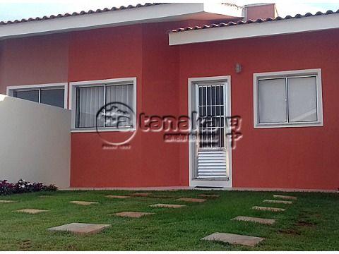 Casa térrea em condomínio fechado em Bom Jesus dos Perdões