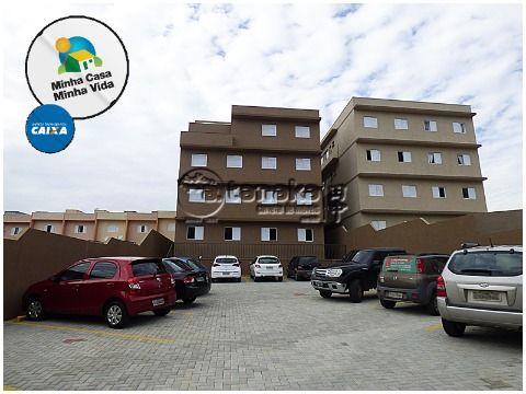 Lançamento no Jd. Colonial, apartamento que se enquadra no programa Minha Casa Minha Vida.