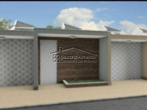Casa 2 qts (1 suite) na rua 23 (Barroco), sala, cozinha, área gourmet, chuveirão e garagem