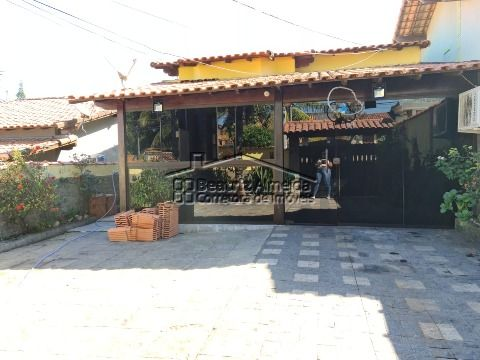 Casa na rua 14 (Jd Atlantico oeste), 3 qts (1 suite), piscina, área gourmet