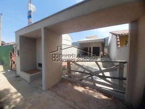 Casa de 2 qts (1 suite) no Barroco, sala, cozinha, garagem e área gourmet