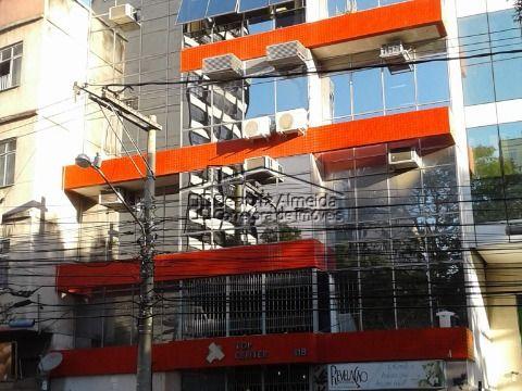 Sala comercial no Centro de Niterói - RJ