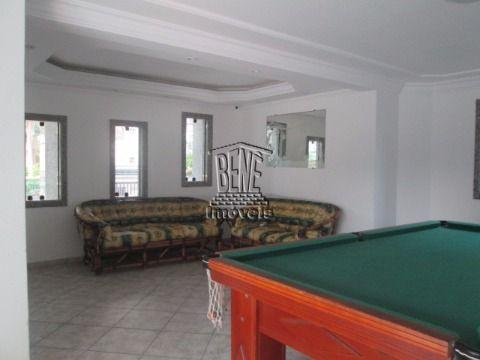 Apartamento com 2 dormitórios, sendo um suíte a 100m da praia - Vila Caiçara