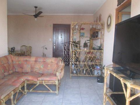 Apartamento 1 dormitório com vista para o mar - Vila Caiçara