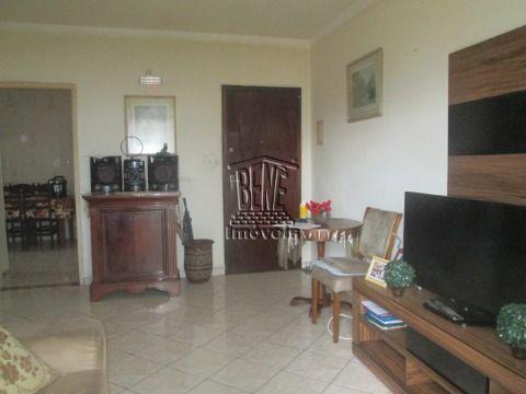 Apartamento 2 dormitórios, sendo 1 suíte, Vila Caiçara