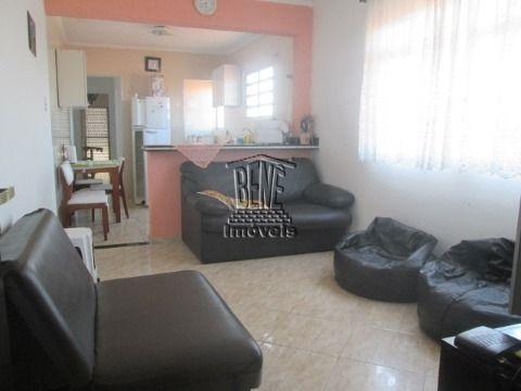 Apartamento com 1 dormitório em Vila Caiçara