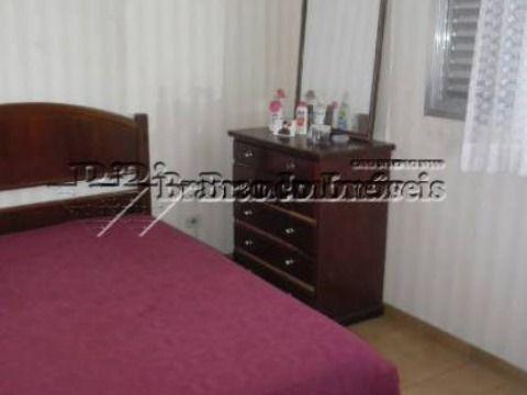 Apartamento 1 dormitorio, com garagem no centro da Vila Caiçara, Praia Grande/SP.
