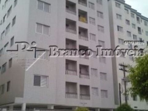 Apartamento 2 dormitorios, com garagem  no centro da Vila Caiçara, Praia Grande/SP