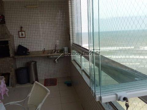Lindíssimo apartamento com 03 suítes, terraço gourmet, lazer completo, portaria 24hs, pronto para morar na vila caiçara , Praia Grande/SP.