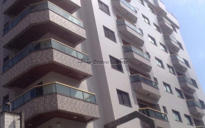 Apartamento 1 dormitorio amplo, com 1 vaga de garagem no centro da Vila Caiçara, bem aconchegante