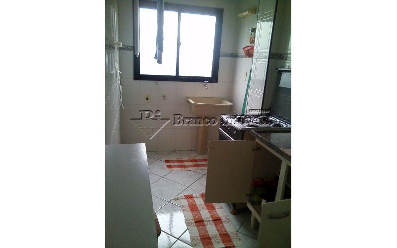 Apartamento 1 dormitorio no centro do Caiçara, Praia Grande/SP