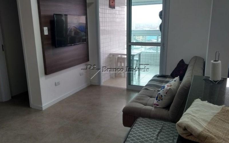 Ótimo apartamento na Vila Caiçara 2 dormitórios mobiliado só esperando você!
