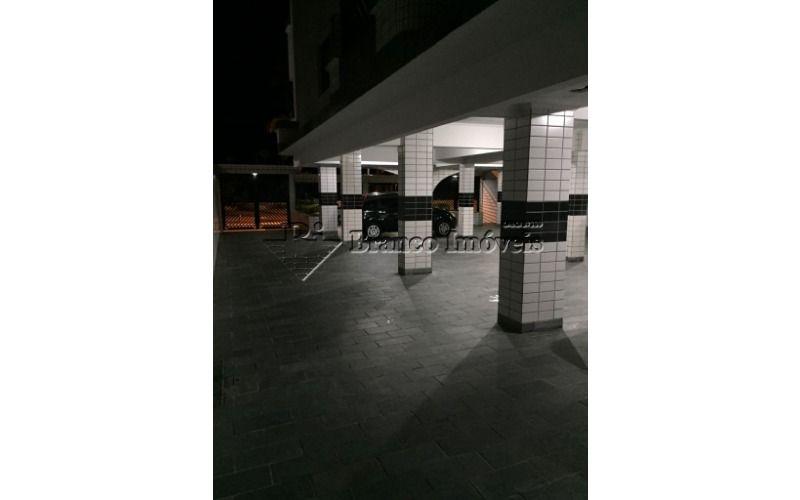 Apartamento 1 dormitório no centro do Caiçara  a 60 metros da praia