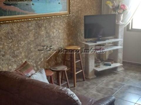 Apartamento 2 dormitórios no centro do Caiçara prontinho pra morar