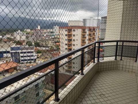 Apartamento 2 dormitorios no centrão da Vila Caiçara, comercio local bem proximo