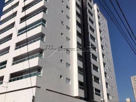 Apartamento novíssimo no centro da Vila Caiçara, em Praia Grande