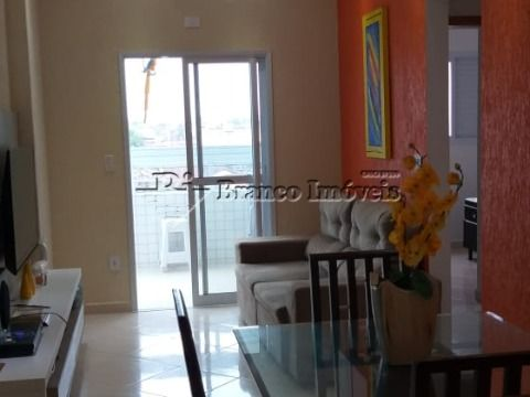 Apartamento novo no centro da Vila Caiçara a sua espera, prontinho pra morar.