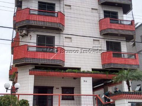 Apartamento 01 dormitório, no  coração da Vila Caiçara em Praia Grande