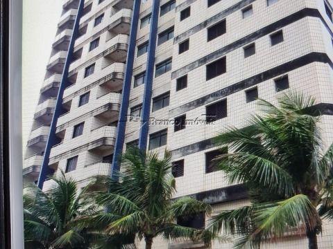 Apartamento 03 dormitórios sendo 02 suites no centrão da Vila Caiçara  em Praia Grande