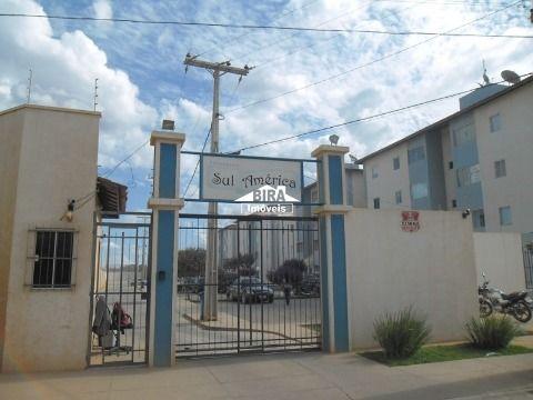 Condomínio Sul América, Edf. Equador, Apt° 202, Boa Vista