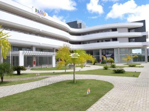 Centro Comercial Paseo, lojas 15 á 19 - Candeias.