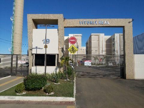 Residencial Vitória Real, BL 06, Aptº101 (térreo), Jurema