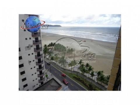 Apartamento em Praia Grande na Aviação - 2 dormitórios