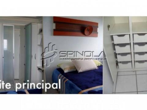 Apartamento de 3 dormitórios na Vila Caiçara em Praia Grande