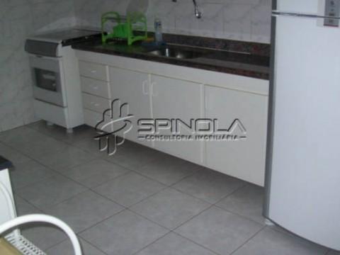 Apartamento 2 dormitórios - Canto do Forte, Praia Grande
