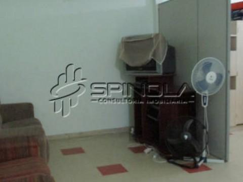 Apartamento de 1 dormitório à venda na Cidade Ocian - Praia Grande