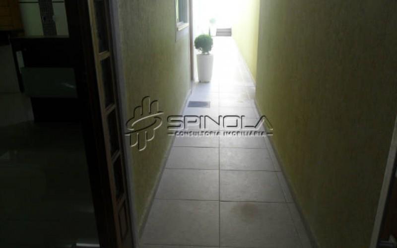 corredor entrada da sala