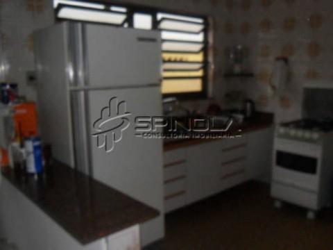 Casa de 3 dormitórios na Vila Caiçara em Praia Grande
