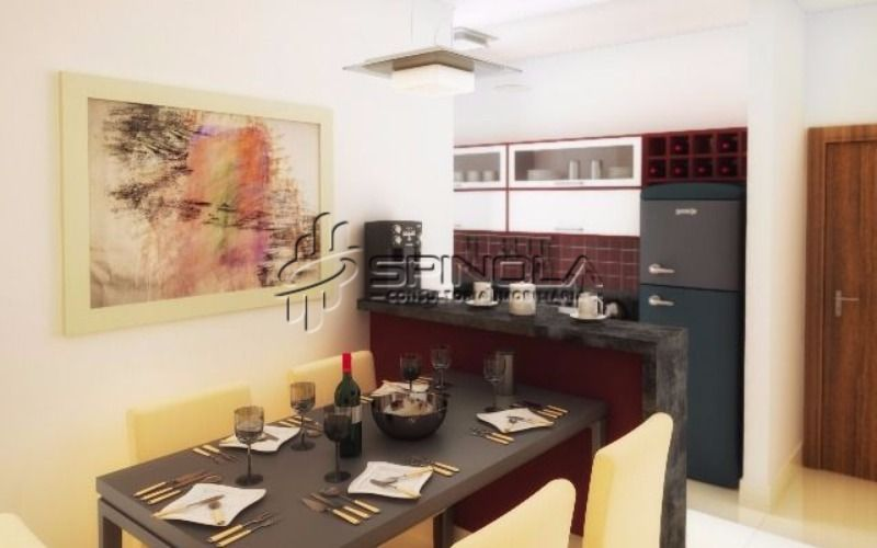 Sala/Copa/Cozinha