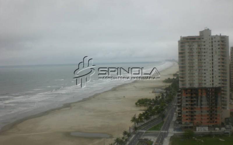 Apartamento à venda de 3 dormitórios na Vila Guilhermina - Praia Grande
