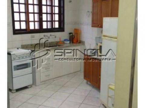 Casa em sobrado à venda com 3 dormitórios na Vila Caiçara - Praia Grande
